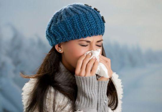 Посещение бани во время эпидемии гриппа