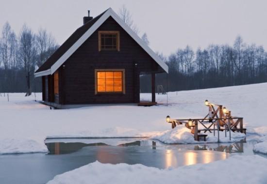 Посещение бани зимой и летом – в чем разница