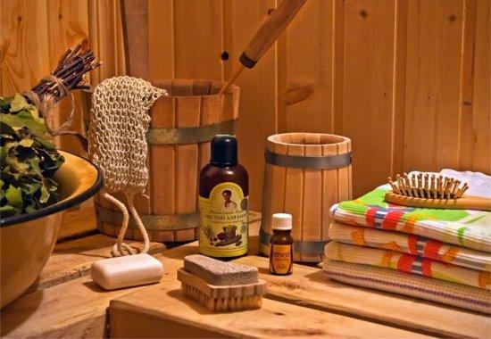 Использование эфирных масел в бане