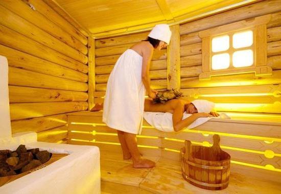 Баня как физиотерапевтическое лечение