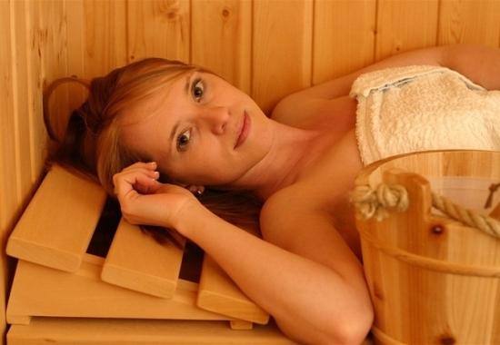 Посещение бани при гипотонии