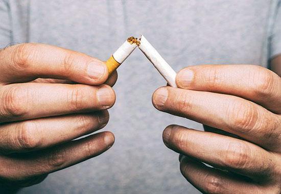 Посещение бани и курение
