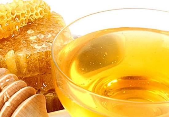 Мёд в русской бане