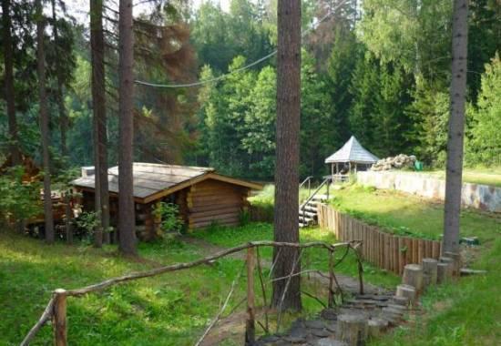 Особенности посещения бани и сауны летом