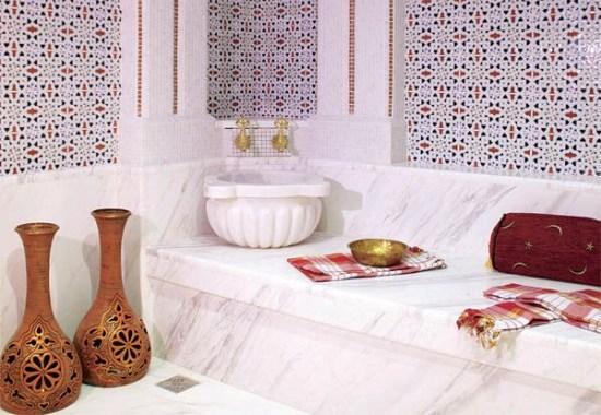 Культура посещения турецкого хамама