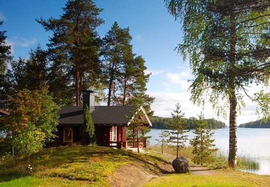 История финской сауны