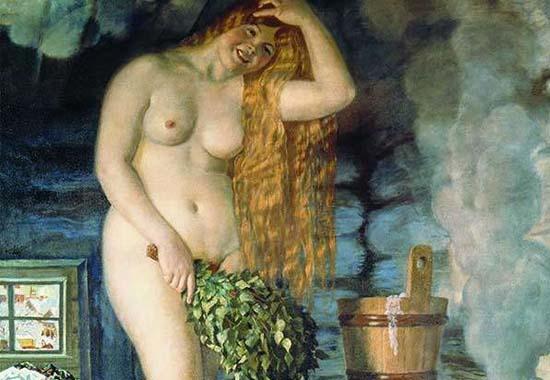 «Русская Венера» Бориса Кустодиева