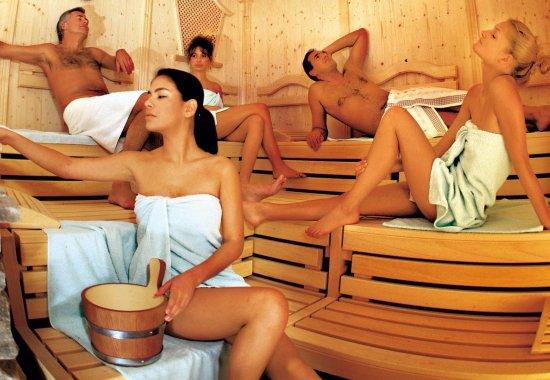 Как вести себя в общей бане?