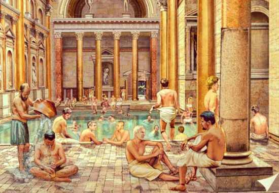 Термы: история и современность