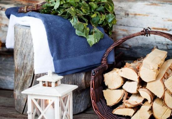 Какие дрова выбрать для бани?