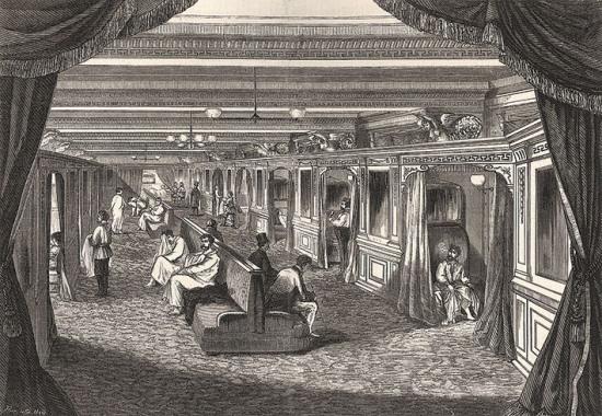 История петербургских бань