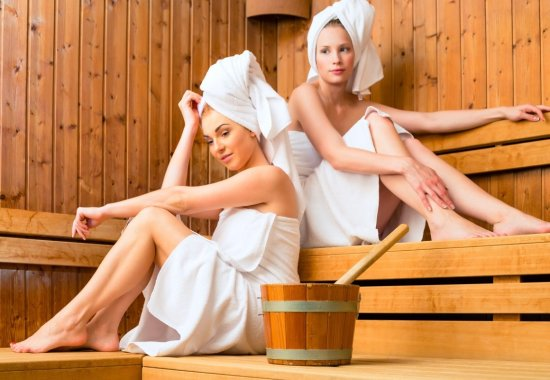 Польза бани и сауны для женского здоровья
