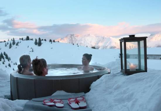 Норвежская баня
