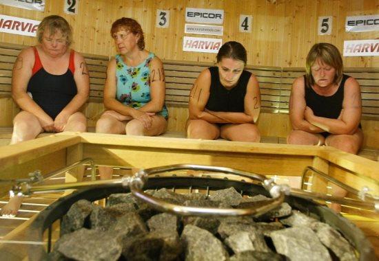 Банные рекорды в России и мире