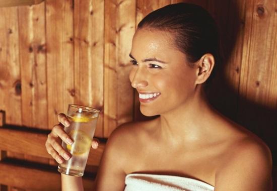 Какие напитки можно пить в бане