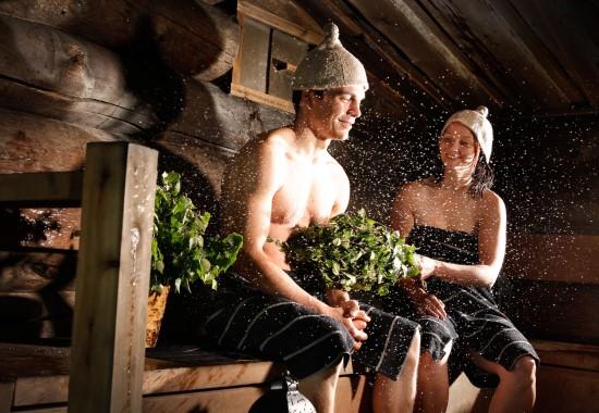 Основные приемы использования банного веника